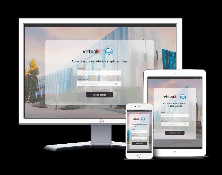 Virtualizacion escritorios